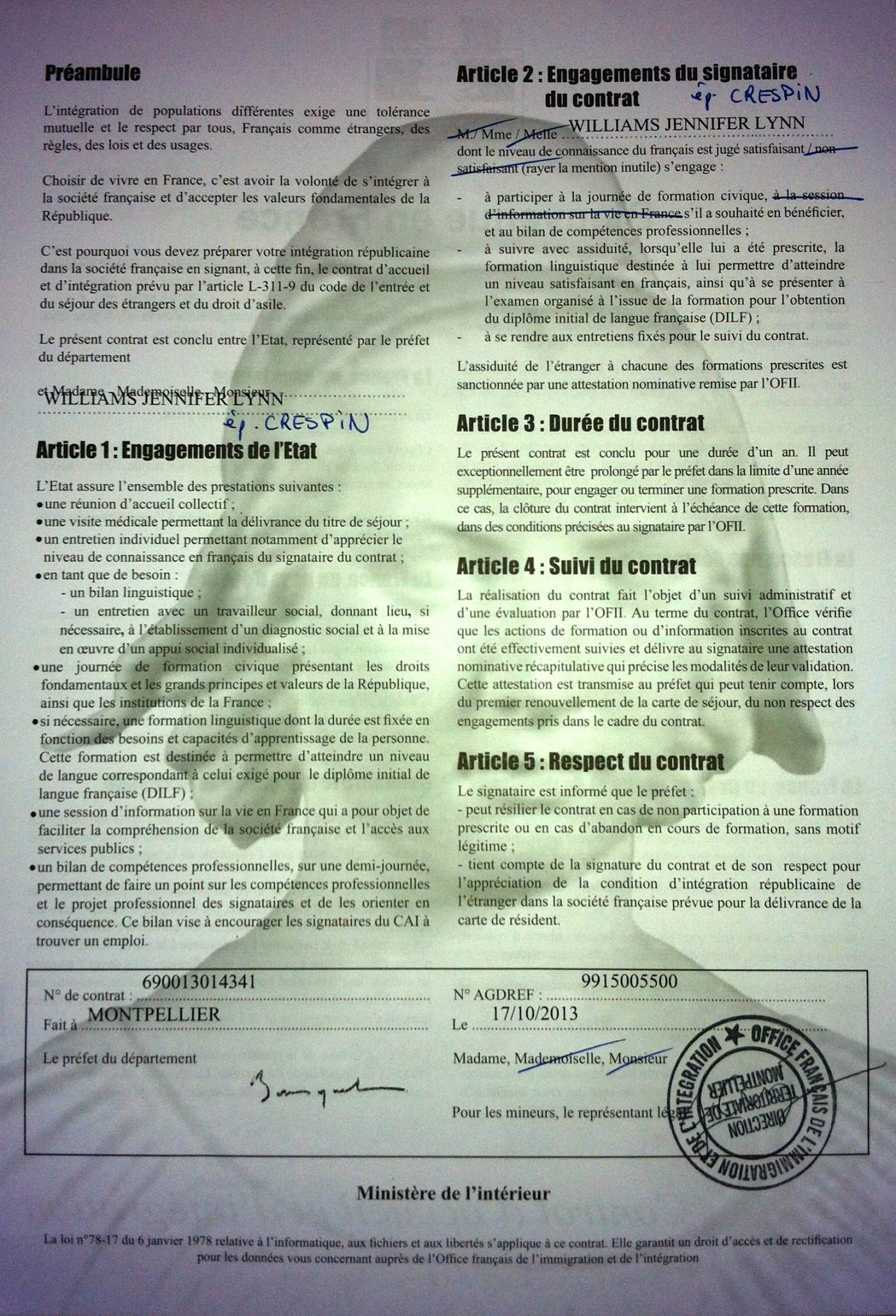 The Researcher Talent Passport Long Stay Visa Campus France